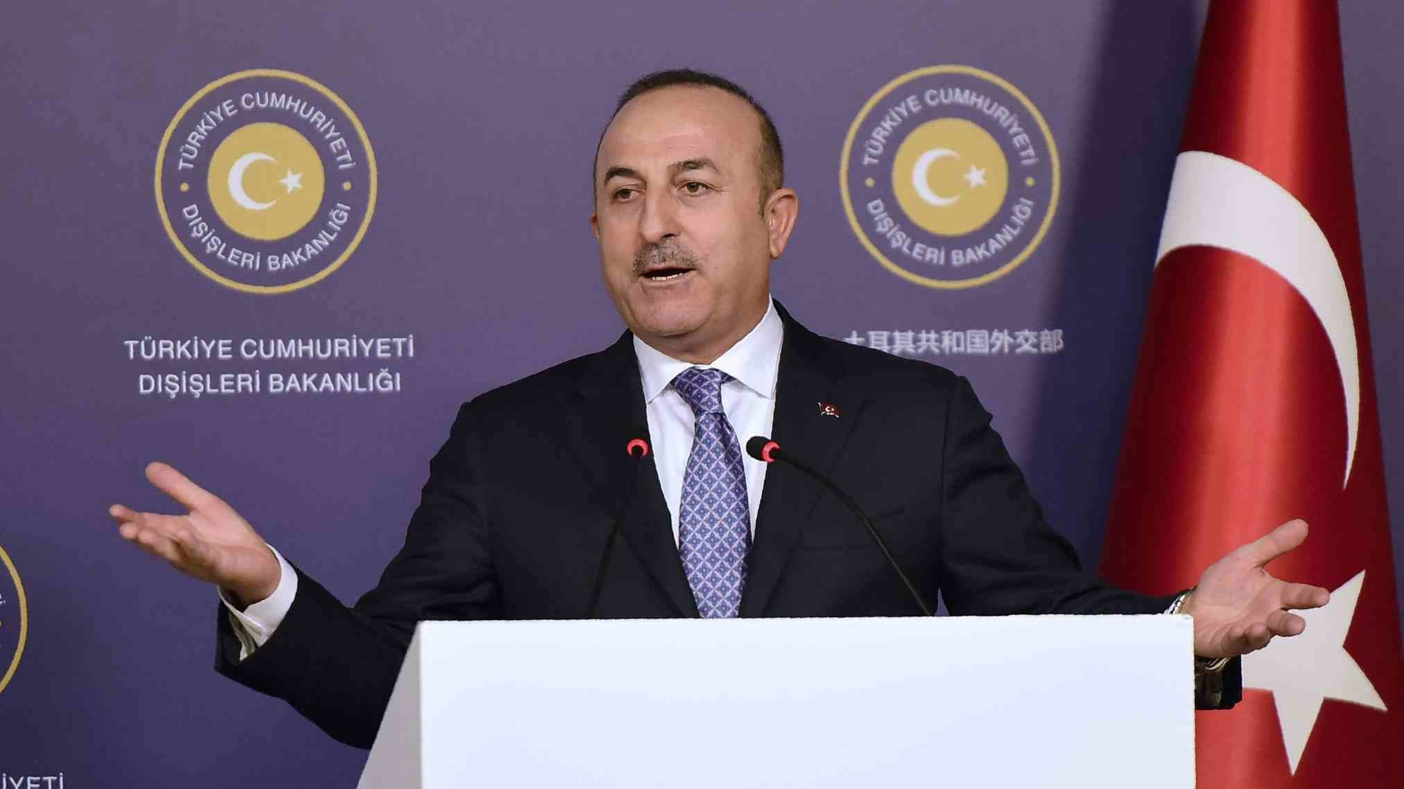 Turkish FM reaffirms commitment to Russian S-400 deal despite US warning