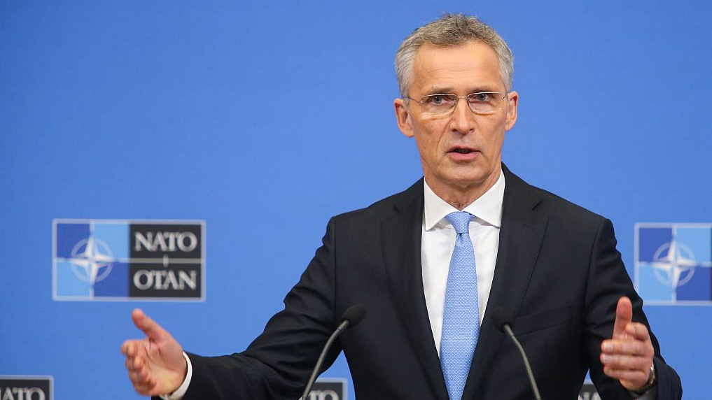 NATO Secretary General Jens Stoltenberg CGTN.jpg