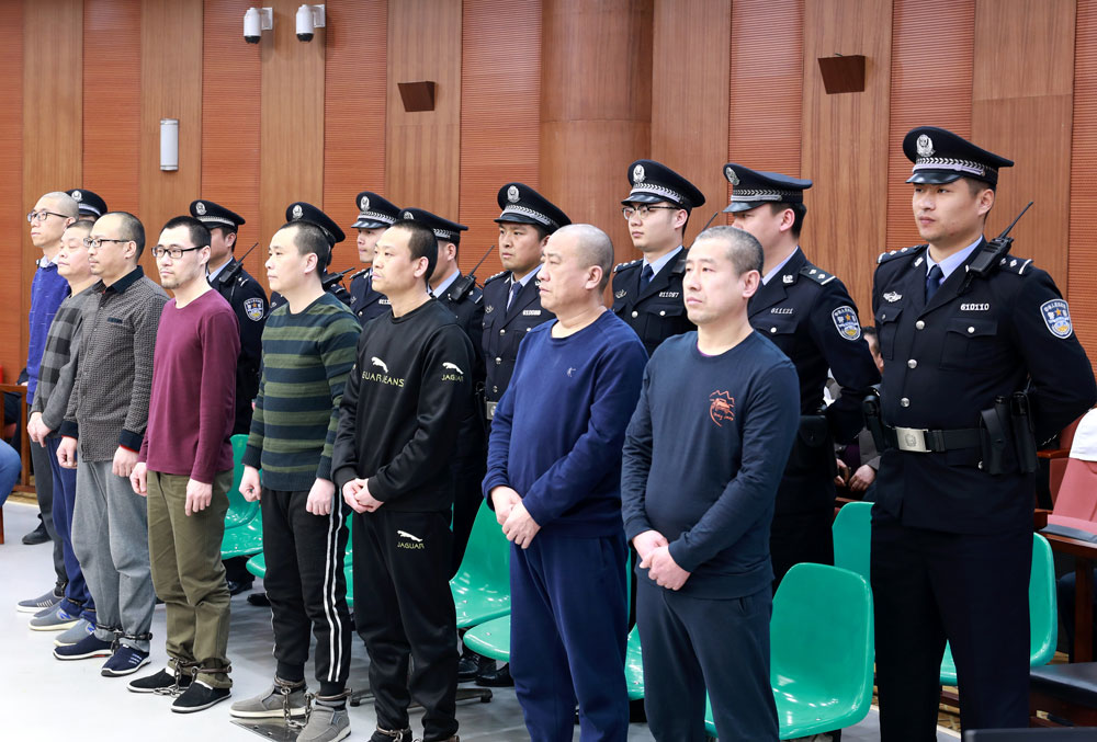 Xi'an subway cable-makers sentenced to jail