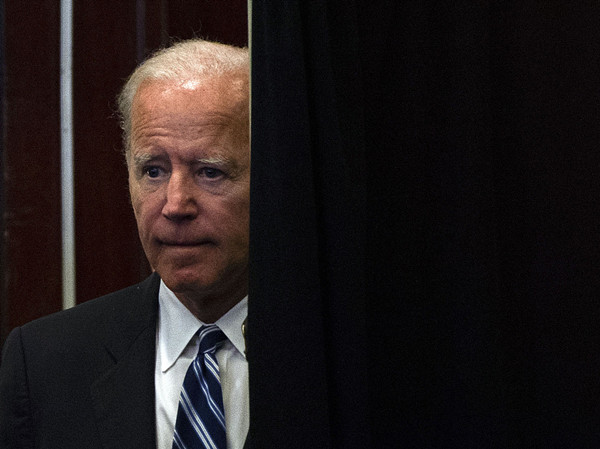 Ex-lawmaker says Biden inappropriately touched her in 2014