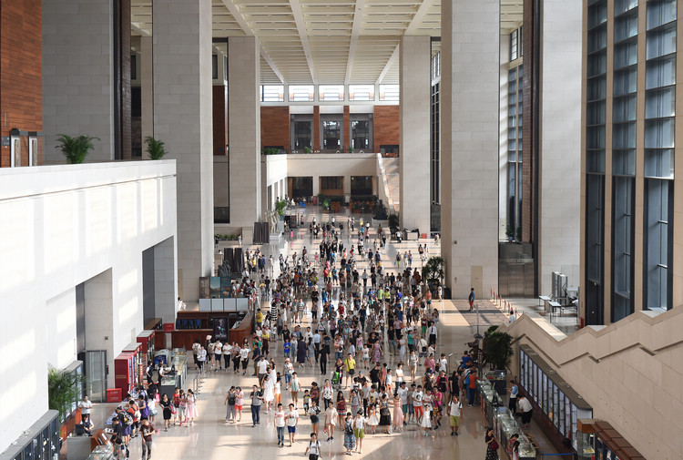 National Museum of China to cap number of visitors