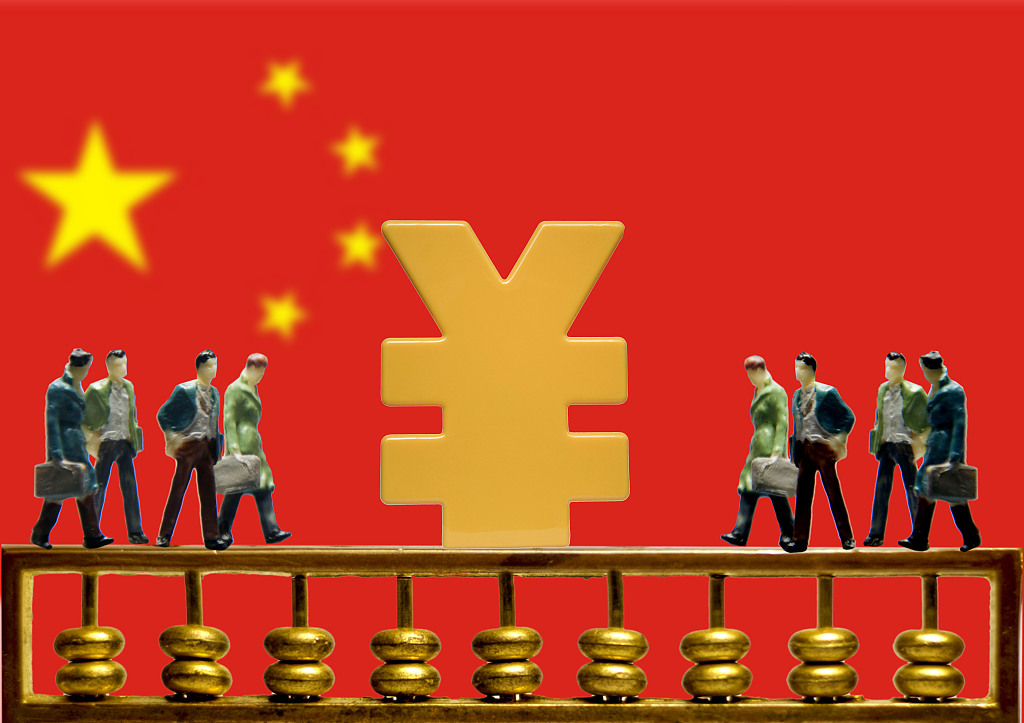 No middle-income trap for China