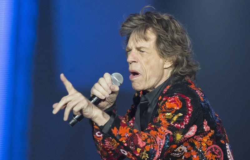 Stones postpone tour as Jagger receives medical treatment