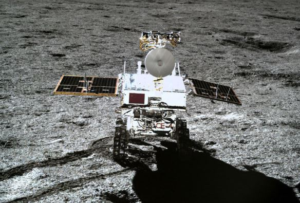 China's lunar rover Yutu-2 resumes work after third lunar night