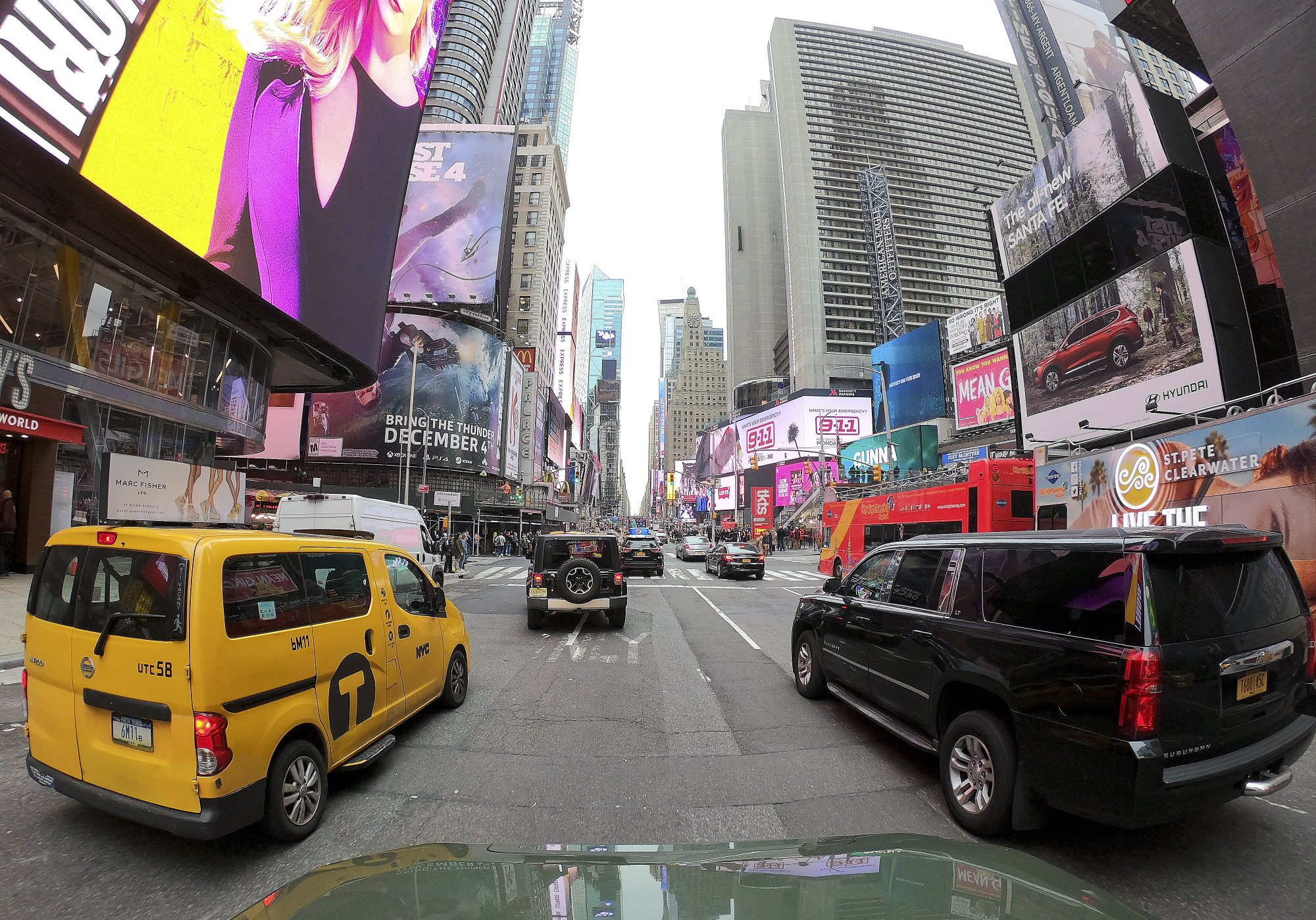 New York City may try tolling its way out of traffic mess