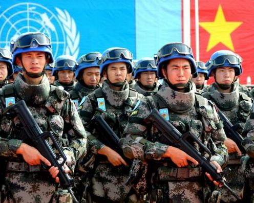 Chinese envoy calls for high priority on safety of UN peacekeepers