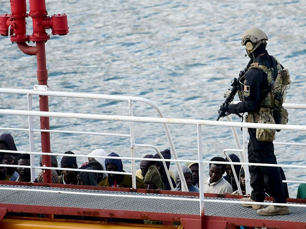 Teenager migrants charged with hijacking ship