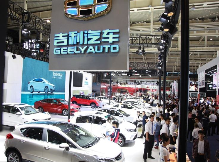 Daimler, Geely form joint venture to develop Smart brand