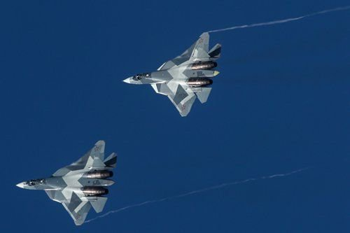 China to be offered Russia's 'best warplane' Su-57
