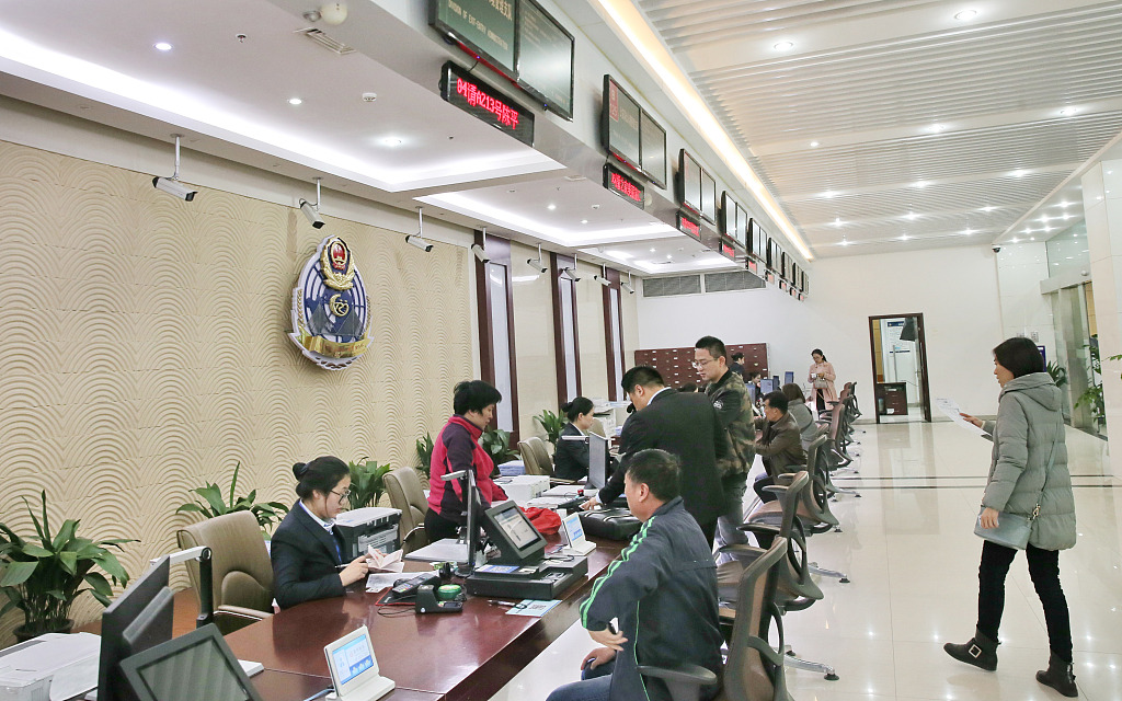 Regulation to streamline procedures for exit-entry permit application takes effect on April 1