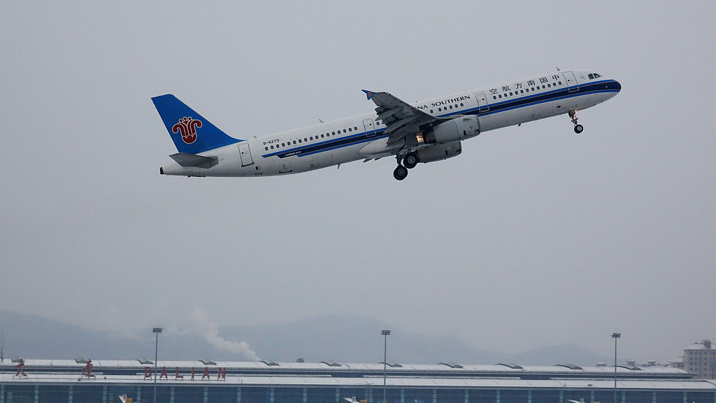 Chinese carriers increasingly compete on global market