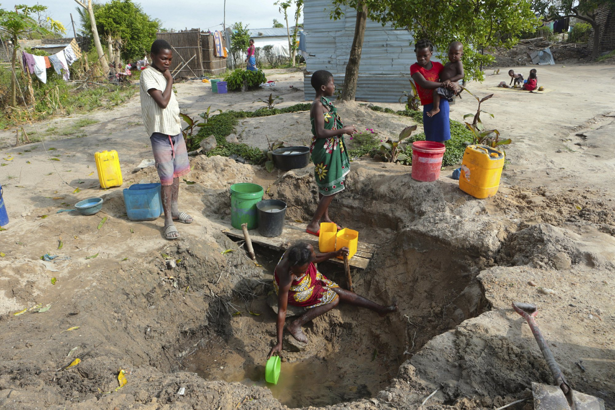 Mozambique races to contain 1,000 cases of cholera
