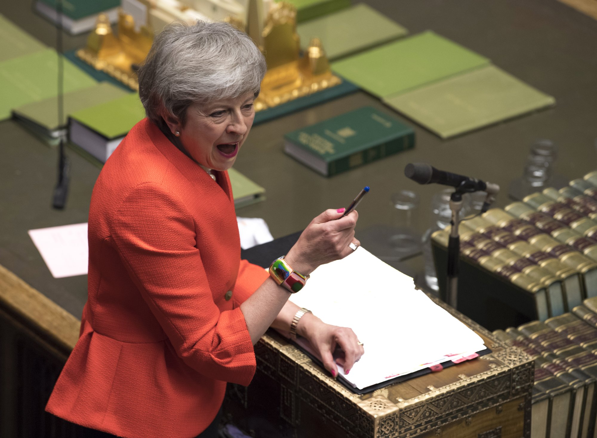British MPs to hold second 'indicative vote' on Brexit