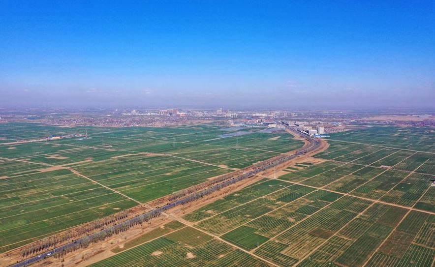 China to start wide-ranging construction at Xiongan New Area