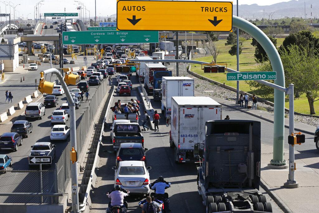 Trump's threat to close border stirs fears of economic harm
