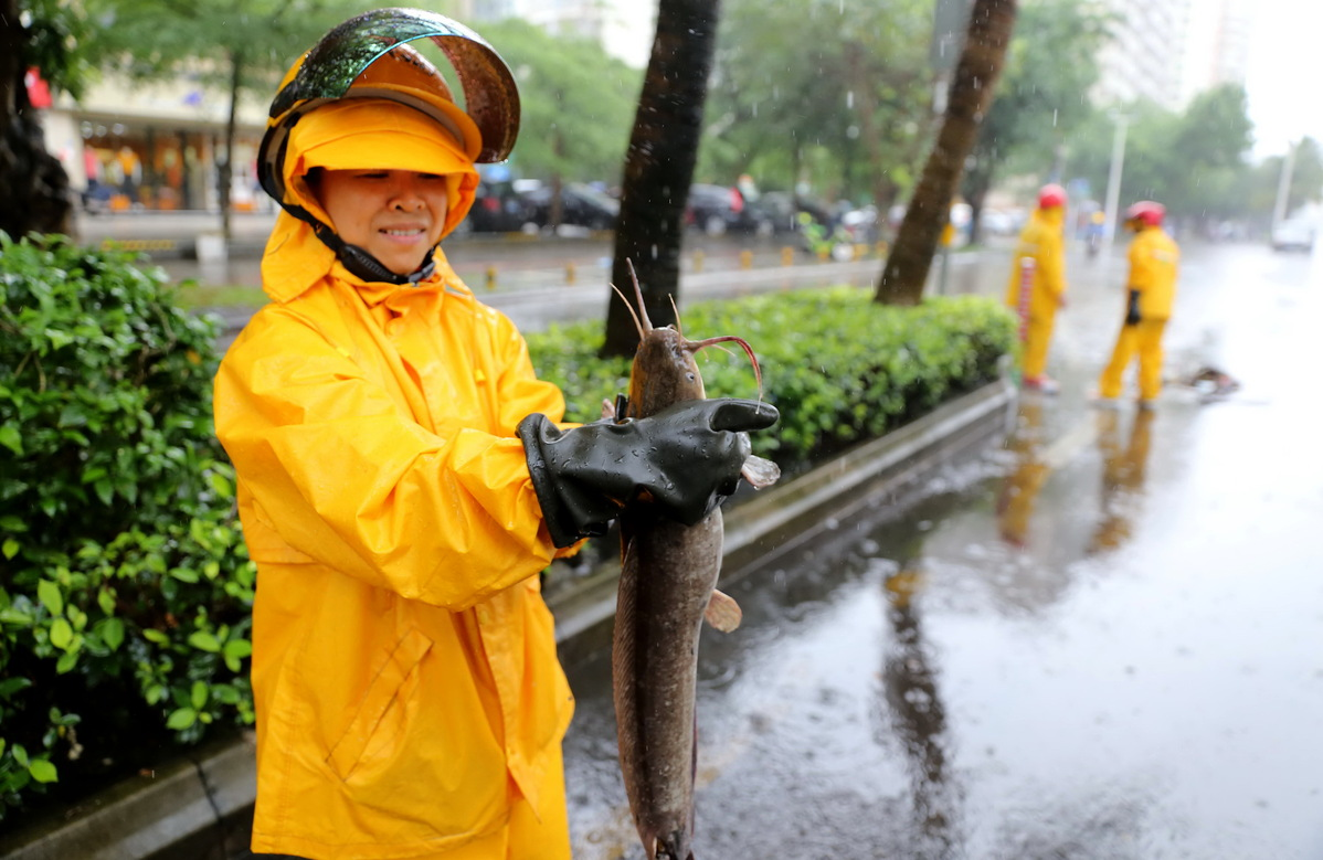 Severe weather expected in S. China this month
