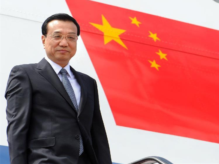 Chinese premier to visit Europe on April 8-12