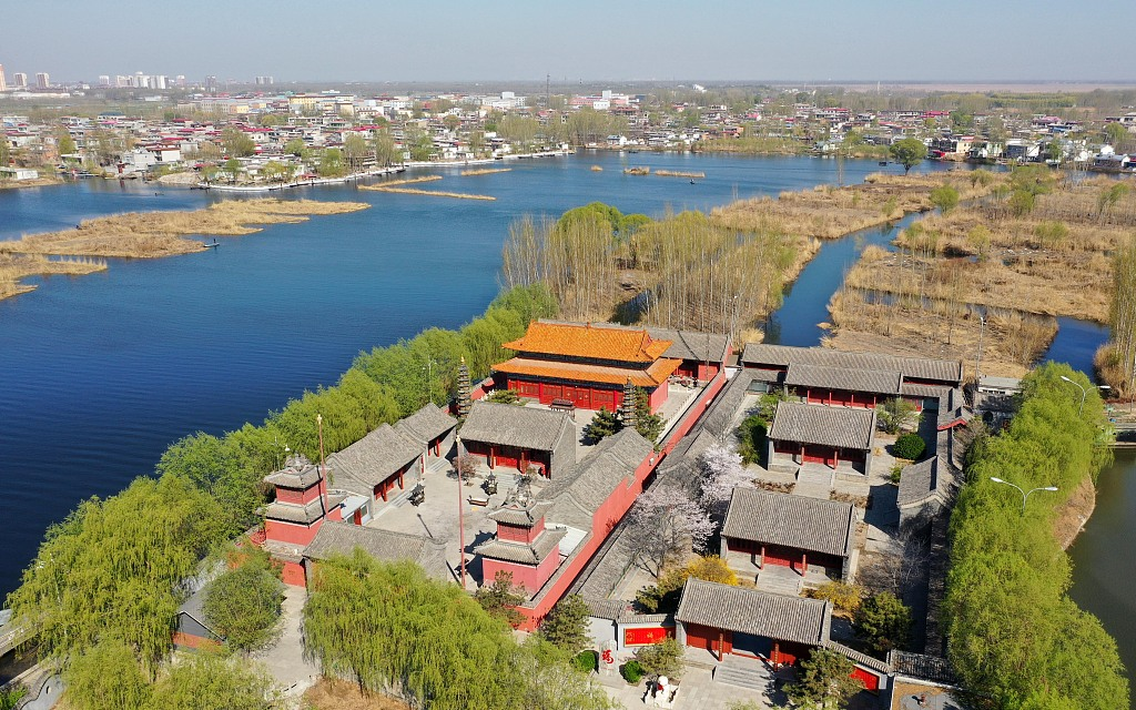 China's central SOEs take active part in building Xiongan New Area