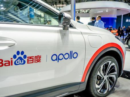 Changsha the destination for Baidu's self-driving taxis