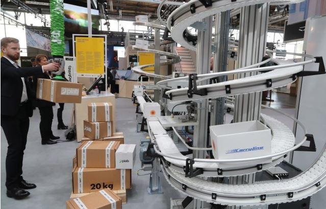 China's high tech on display at Hanover industry fair