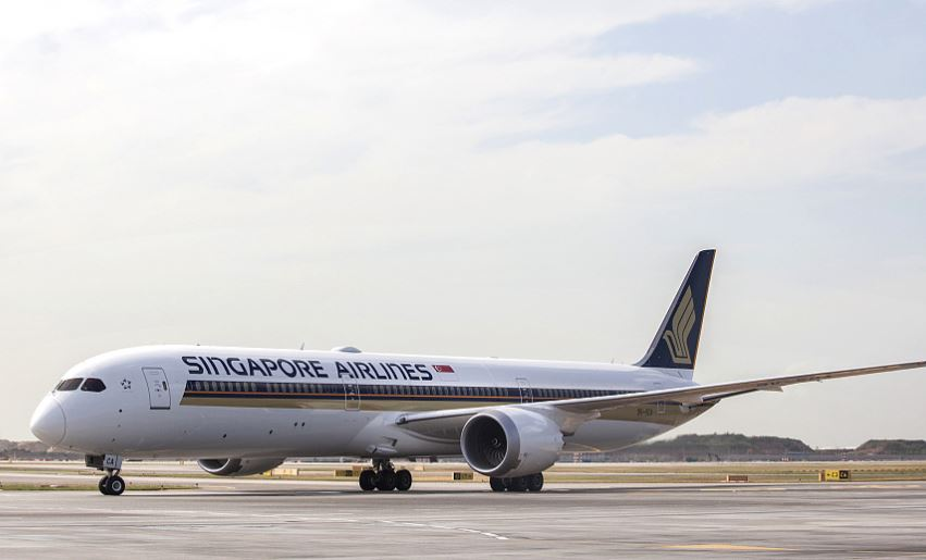 Singapore Airlines grounds two Boeing 787-10 jets due to engine issues