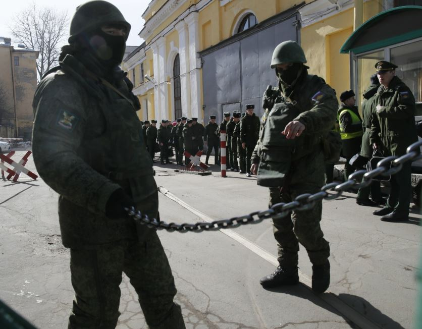 Blast at Russian elite military academy wounds 4