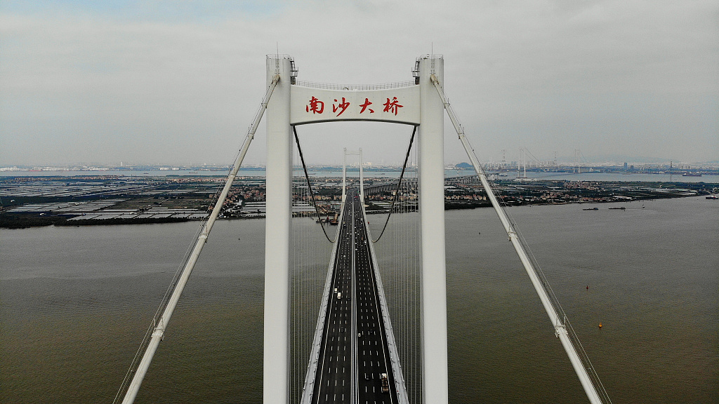 China builds first bridge with 5G network