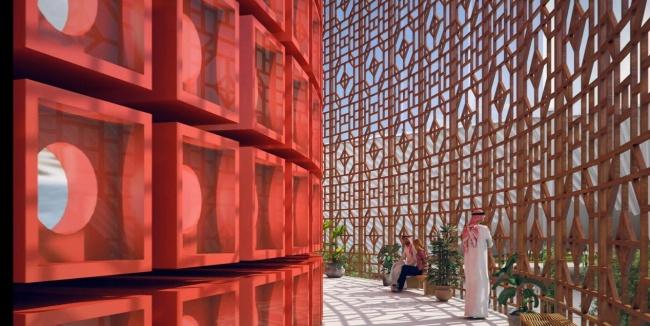 Architectural design of China Pavilion at Expo 2020 Dubai unveiled