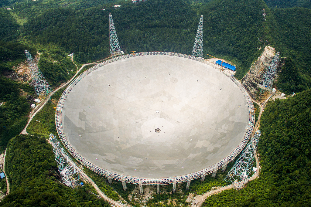Scientists expect astronomical breakthroughs with FAST