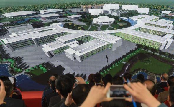 China's Westlake University.JPG