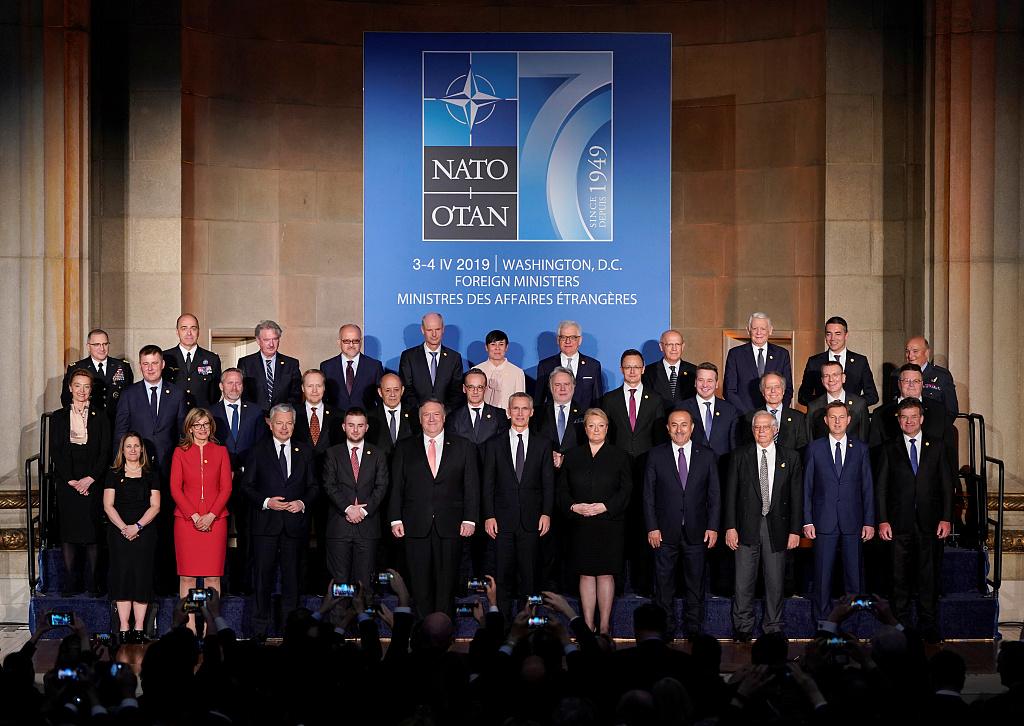 NATO high-level talks kick off amid frictions