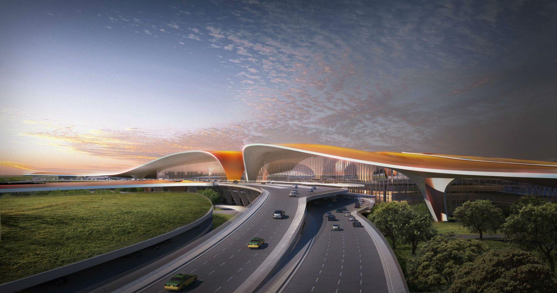 Beijing Daxing International Airport Expressway to open in June