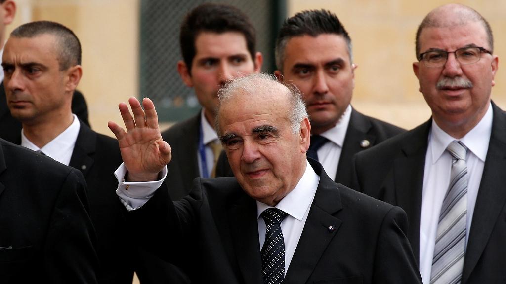 Former foreign minister George Vella named Malta's new president