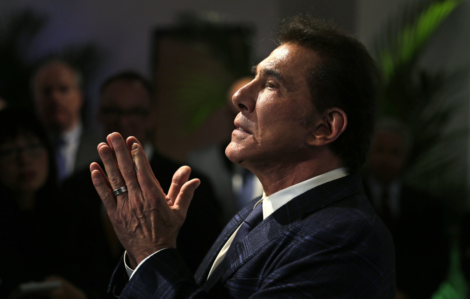 Wynn leaders questioned about response to misconduct claims
