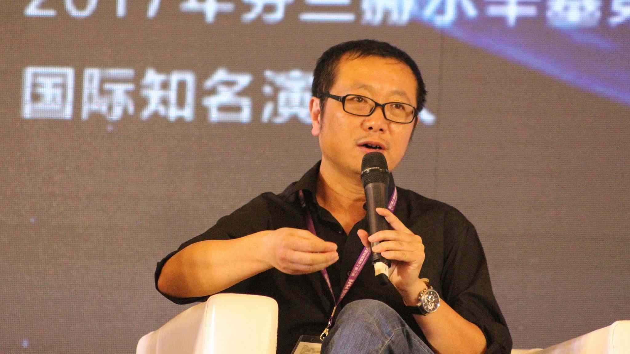 Chinese sci-fi writer Liu Cixin gets honorary degree from US Brandeis University