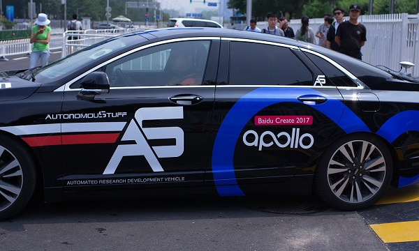 Baidu's self-driving taxis to run in Changsha in late 2019