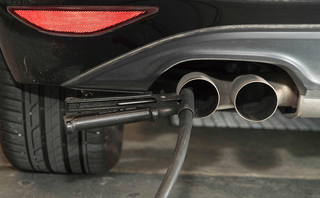 BMW, Daimler, VW broke antitrust rules, EU says in 'preliminary view'