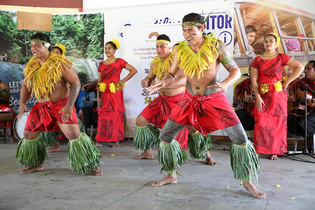 Year of Tourism for China - Pacific Island Countries Launched in Samoa