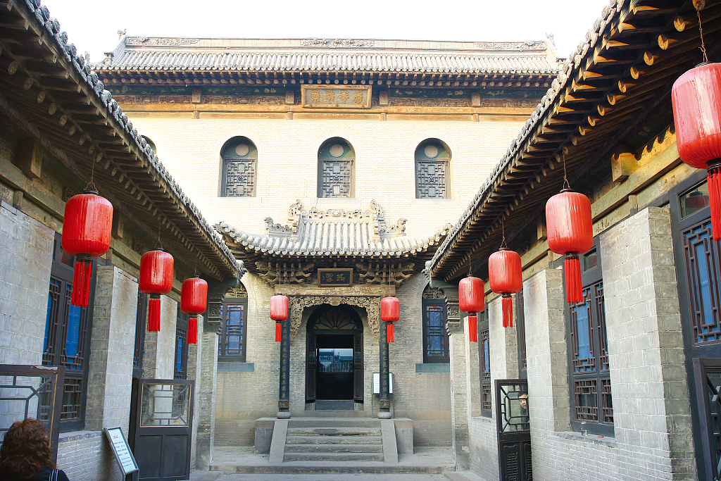 Ancient Chinese town to renovate on French loan