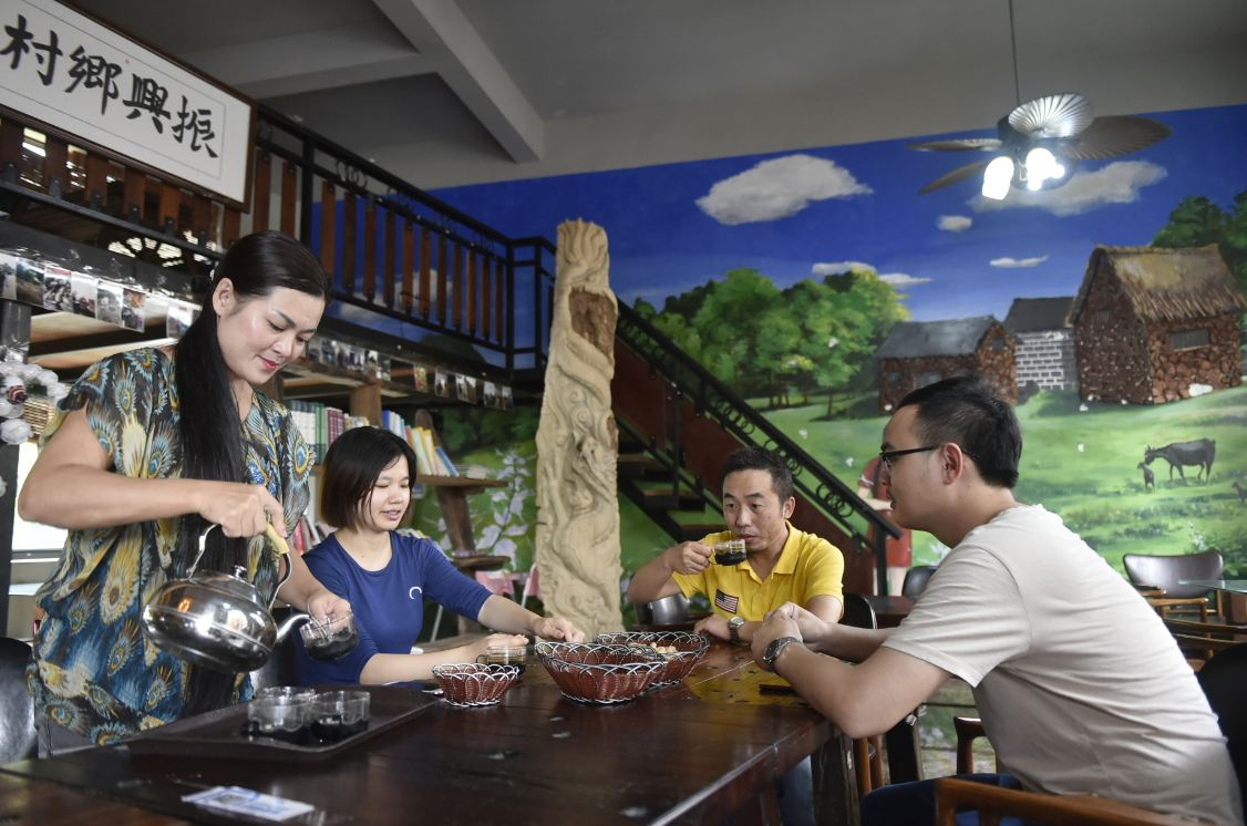 Tujia sees rich pickings from overseas tours