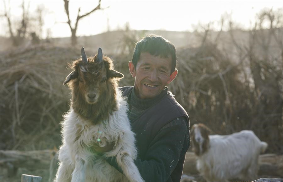Farewell to the desert: fighting poverty the Chinese way