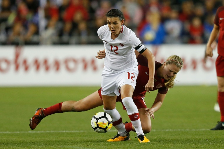 England women beaten by Canada in World Cup warm-up