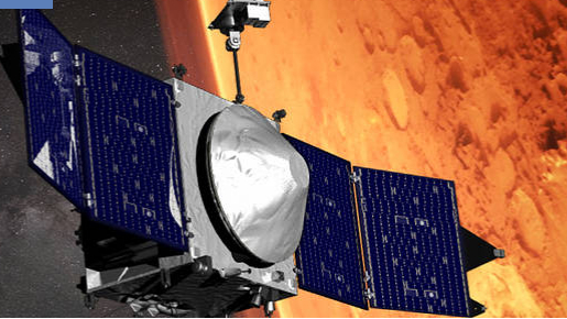 NASA spacecraft comes closer to Mars to communicate with landers, rovers