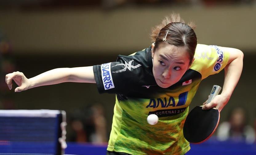 Kasumi Ishikawa wins women's singles at ITTF-ATTU Asian Cup 2019
