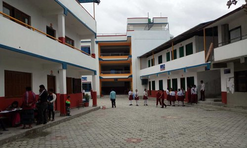 China-donated school handed over to Nepal as part of earthquake reconstruction effort