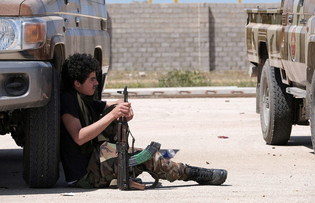 Death toll in Libya's Tripoli clashes rises to 21