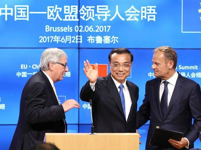 China-EU relations to usher in 'warm spring,' says envoy