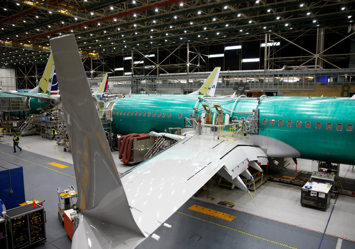 Lawsuits mounting after two Boeing Max crashes