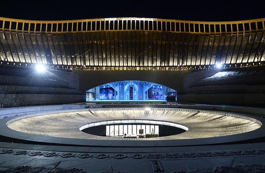 China Pavilion in Beijing Expo 2019 sneak peek