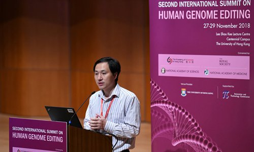 Chinese scientists design gene-editing tool using light to kill cancer cells